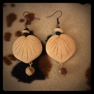 Rustic bamboo with new hooks